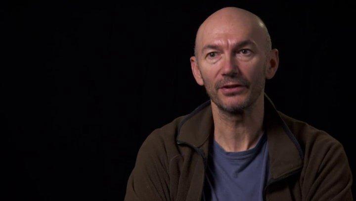 Jonathan Teplitzky (Regisseur) über das Drehbuch, über Colin Firth und warum er der perfekte Schauspieler für die Rolle des Eric ist, über Nicole Kidm Poster
