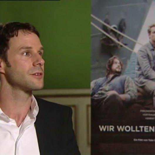 Toke Constantin Hebbeln (Regisseur) über Rolf Hoppe - Interview Poster