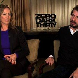 Kathryn Bigelow und Mark Boal Kamera A über die Perspektive des Films - OV-Interview Poster
