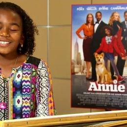 Oton Chelsea Fontenel über ihre Rolle Annie - Interview Poster