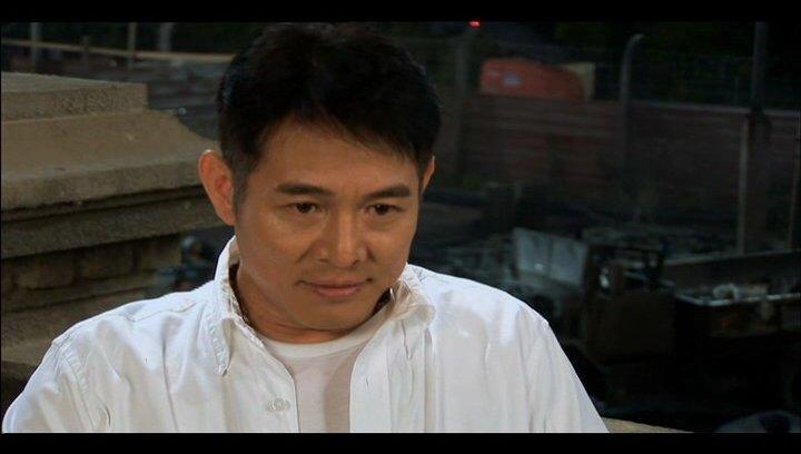 Jet Li über den Film - Teil 2 - OV-Interview Poster