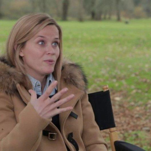 Reese Witherspoon über die physischen Herausforderungen - OV-Interview Poster
