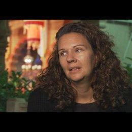 Corinna Mehner (Produzentin) über Alina Freund - Interview Poster
