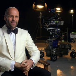 Jason Statham über den Film - OV-Interview Poster