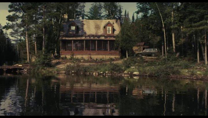 Die Hütte im Wald - Szene Poster