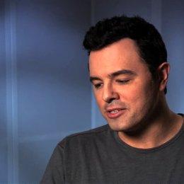 Seth MacFarlane über Mila Kunis als Lori - OV-Interview Poster
