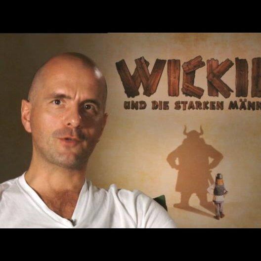 """Christoph Maria Herbst über seine Filmrolle """"Pokka"""" - Interview Poster"""