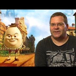 Elton - deutsche Stimme HUMPTY ALEXANDER DUMPTY - über den Kater und das Elton-Ei - Interview Poster