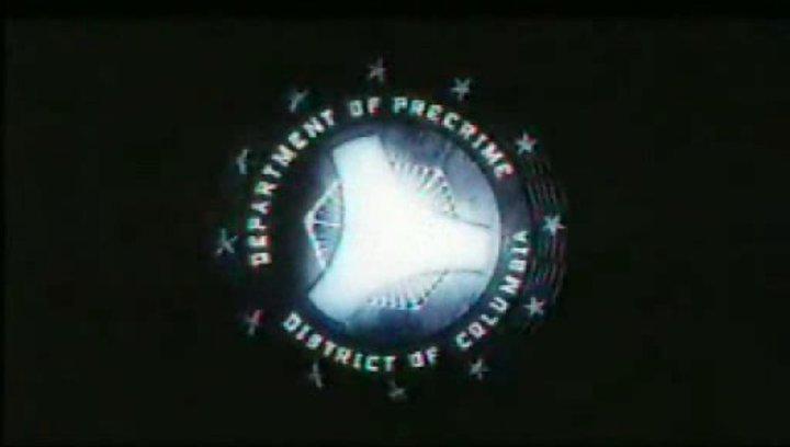 Minority Report - Trailer Poster