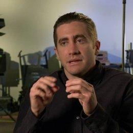 Jake Gyllenhaal über den Regisseur - OV-Interview Poster