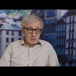 Owen Wilson (Gil) und Woody Allen (Regie) über Liebe - Allen - OV-Interview Poster