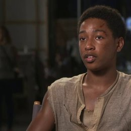 Jacob Latimore - Jeff - über den Dreh - OV-Interview Poster