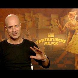 Christian Berkel über Roald Dahl - Interview Poster
