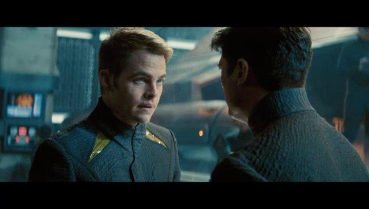 Star Trek Into Darkness - Trailer Poster