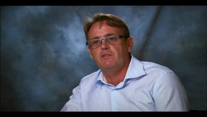Kevin King Templeton über die Story - OV-Interview Poster