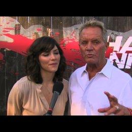 Katharine McPhee und David R Ellis über die Shark-Night-Erfahrung - OV-Interview Poster