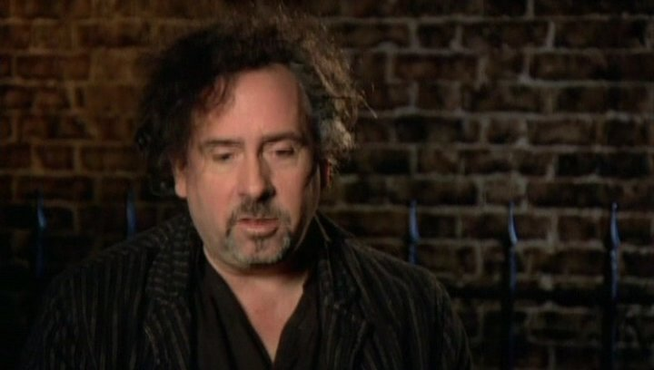 Interview mit Regisseur Tim Burton - OV-Interview Poster