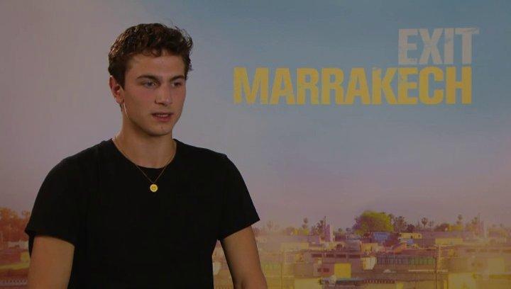 Samuel Schneider - Ben - über seine Rolle Ben - Interview Poster