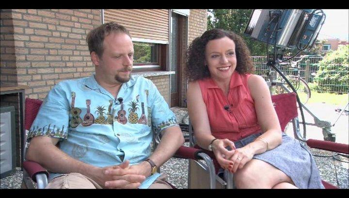 M. Schrader und Smudo über den Film - Interview Poster