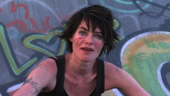 Lena Headey on the drug slo-mo - OV-Interview Poster
