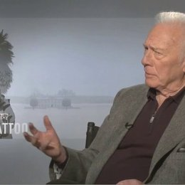 Christopher Plummer über den Film - OV-Interview Poster