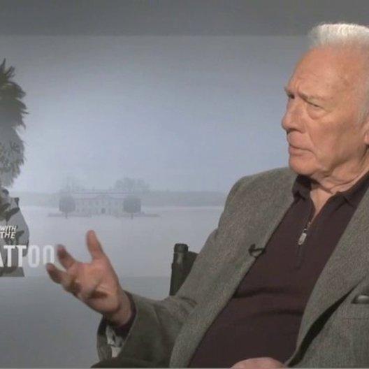 Christopher Plummer über den Film - OV-Interview Poster