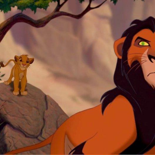 Der König der Löwen - Trailer Poster