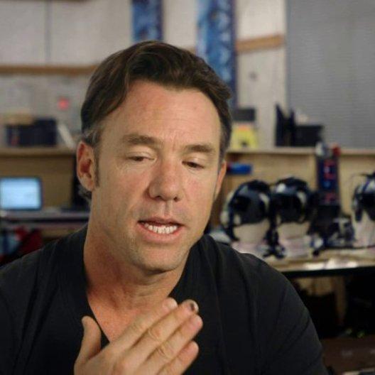 Terry Notary - Rocket und Stunt Koordinator - über seine Rolle als Rocket - OV-Interview Poster