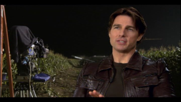 Tom Cruise über die Kampfszenen - OV-Interview Poster