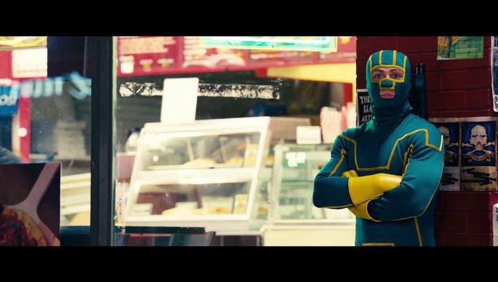 Kick-Ass 2 (BluRay-/DVD-Trailer) Poster