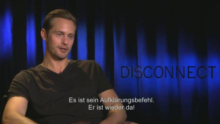 Alexander Skarsgard - OV-Interview Poster
