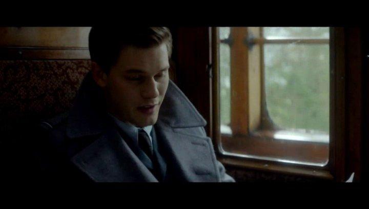 Begegnung im Zug-Eve und Harry lernen sich kennen - Szene Poster