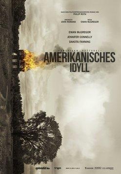 Amerikanisches Idyll Poster