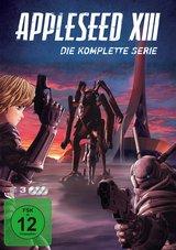 Appleseed XIII - Die komplette Serie Poster