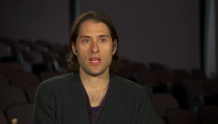 Jeremy Kleiner - Produzent - über Gerrys Motiviation für die Mission - OV-Interview Poster
