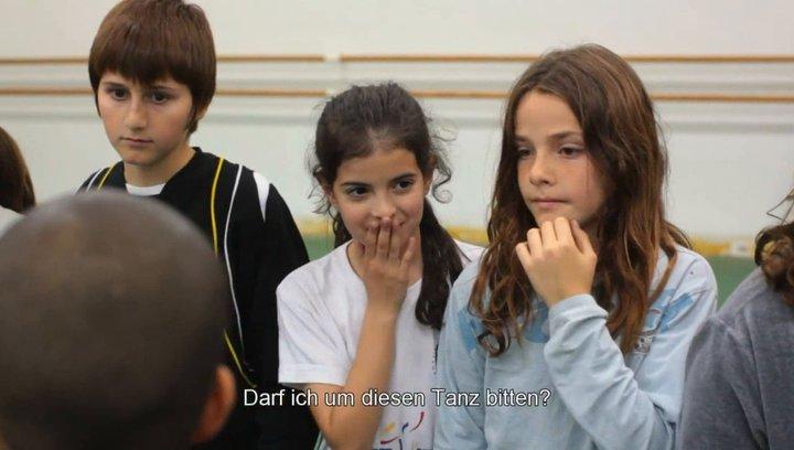 Dancing in Jaffa - Trailer Poster