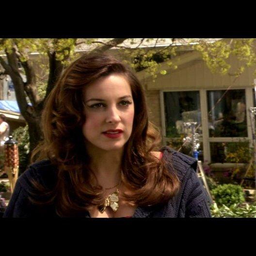 Lindsay Sloane (Marnie) - warum Marnie Kirk wiederhaben will - OV-Interview Poster