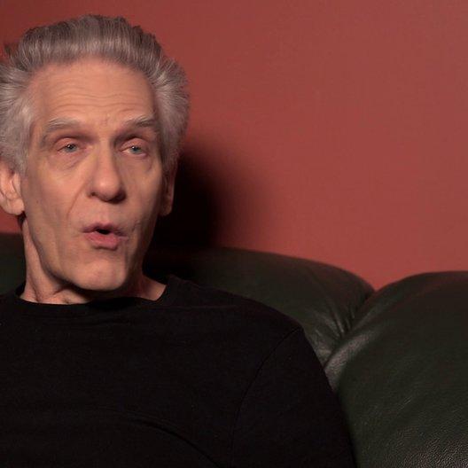 David Cronenberg (Regie) über: Bruce Wagner, seine ersten Dreharbeiten in Hollywood, Hollywood im Film - OV-Interview Poster