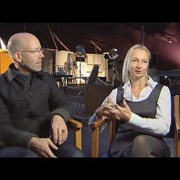 Uli Putz / Jakob Claussen (Produktion) über Regisseurin Neele Leana Vollmar - Interview Poster