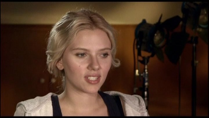 Scarlett Johansson (Anna) - OV-Interview Poster
