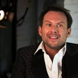 Interview mit Christian Slater - OV-Interview Poster