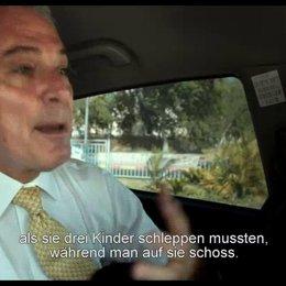 Gespräch mit dem Taxifahrer - Szene Poster