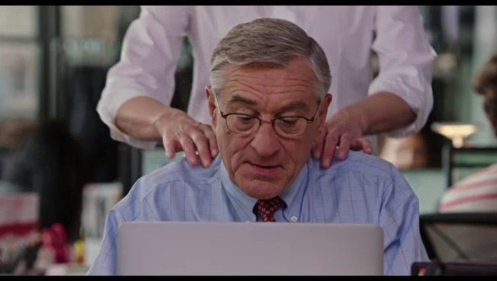 The Intern - Trailer Poster