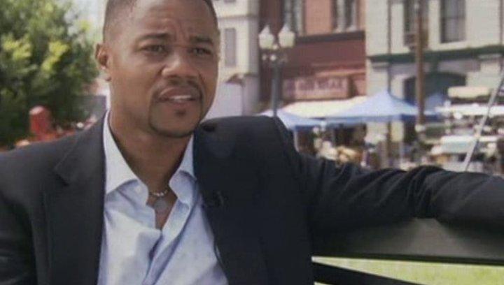 Cuba Gooding jr. (Deion Hughes) berichtet, wie Eddie Murphy am Set nicht erkannt wurde, und schwärmt von Thandie Newton - OV-Interview Poster