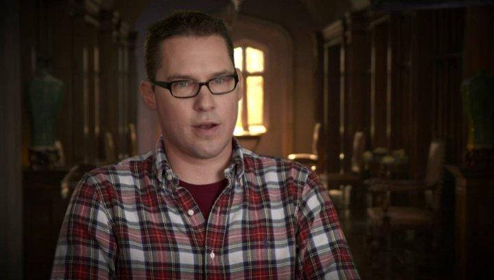 Bryan Singer - Regisseur - darüber, was Ravens Rolle in dem Film ist - OV-Interview Poster