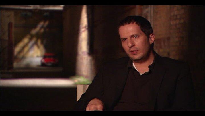 Christian Becker über den Film (1) - Interview Poster