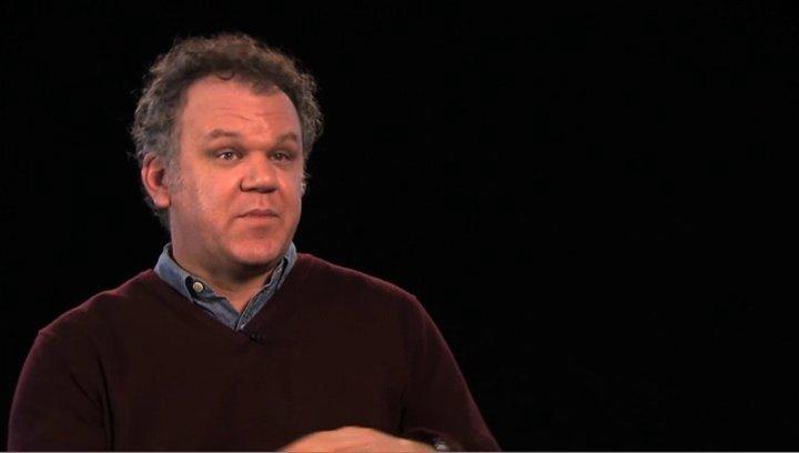 John C Reilly über die Arbeit mit Roman Polanski - OV-Interview Poster