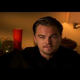 Leonardo DiCaprio über die Wendung der Geschichte - Interview Poster