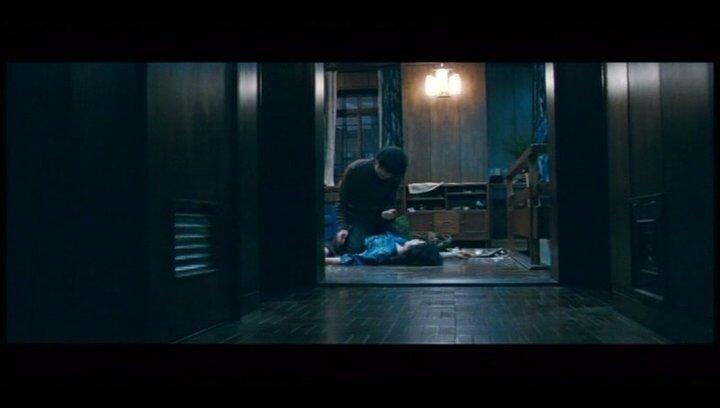Der Priester macht Tae-ju zum Vampir - Szene Poster