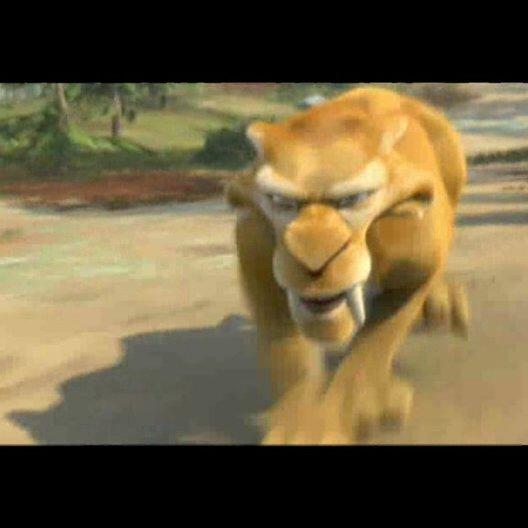 """Erster ausführlicher Trailer zu """"Ice Age 3 - Die Dinosaurier sind los"""" (Englisch) - OV-Trailer Poster"""